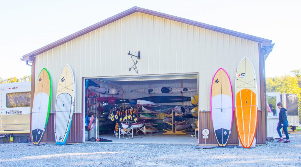 Performance Kayak Pittsburgh/West Newton Shop